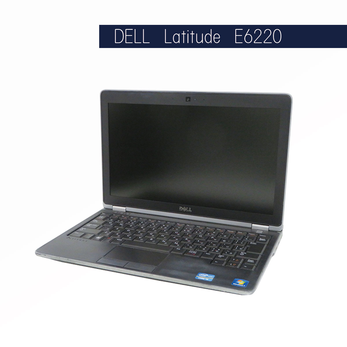 DELL Latitude E6220 Core i5 8GB 320GB (Win7Pro 32bit)