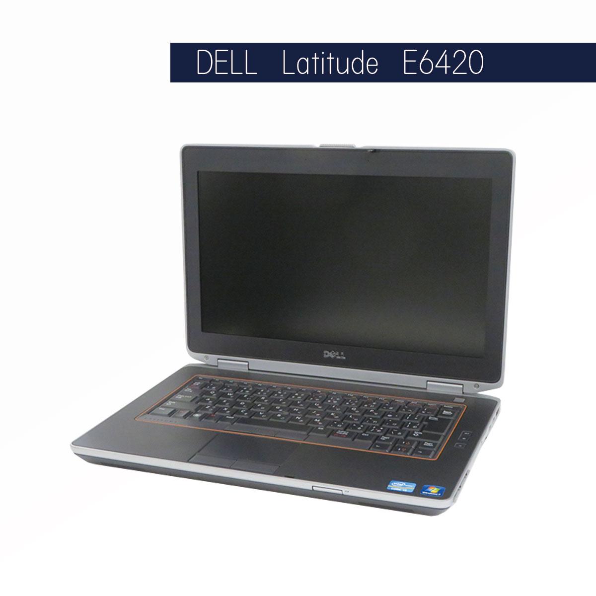 DELL Latitude E6420 Core i5 4GB 250GB (Win7Pro 64bit)