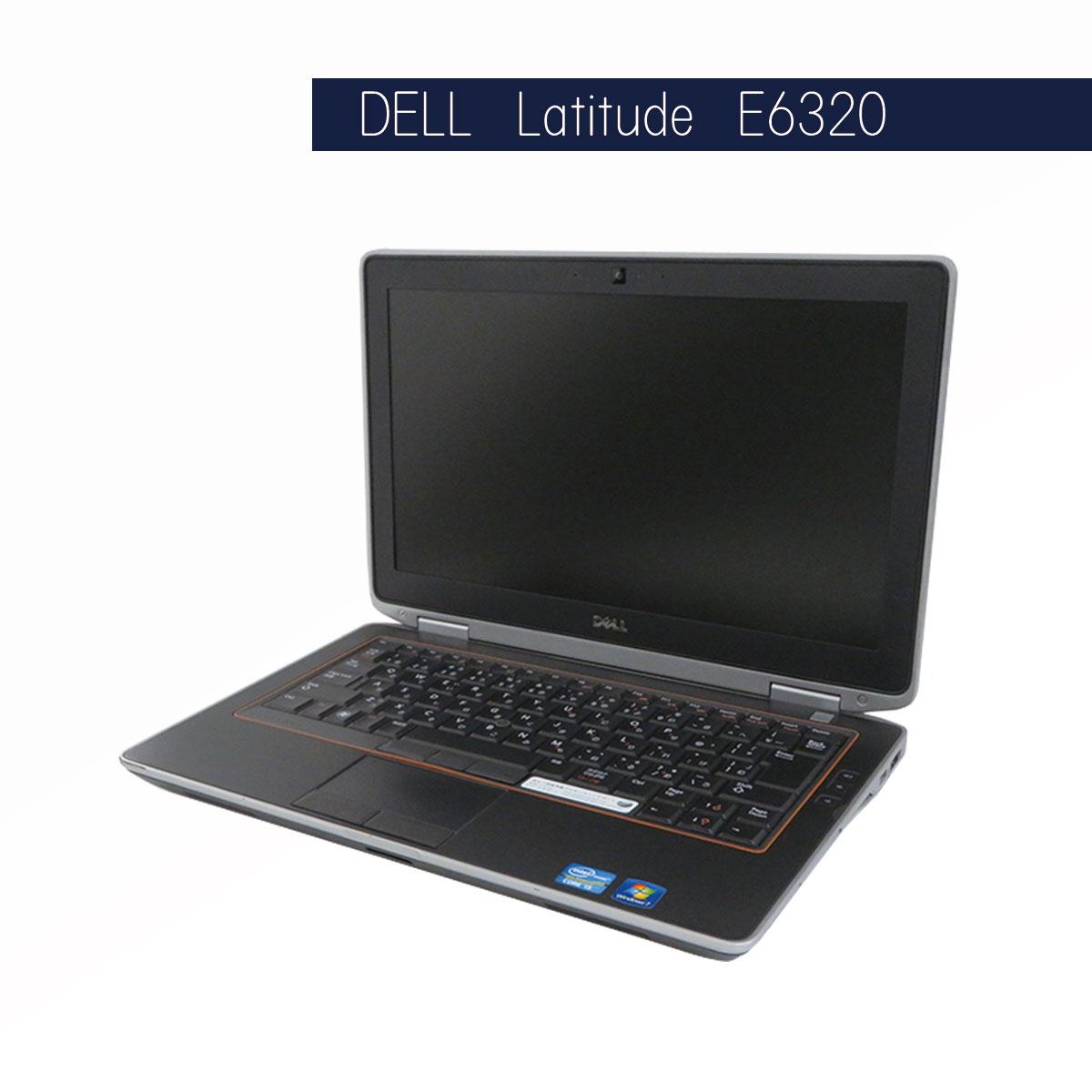 DELL Latitude E6320 Core i5 4GB 250GB (Win10Pro)