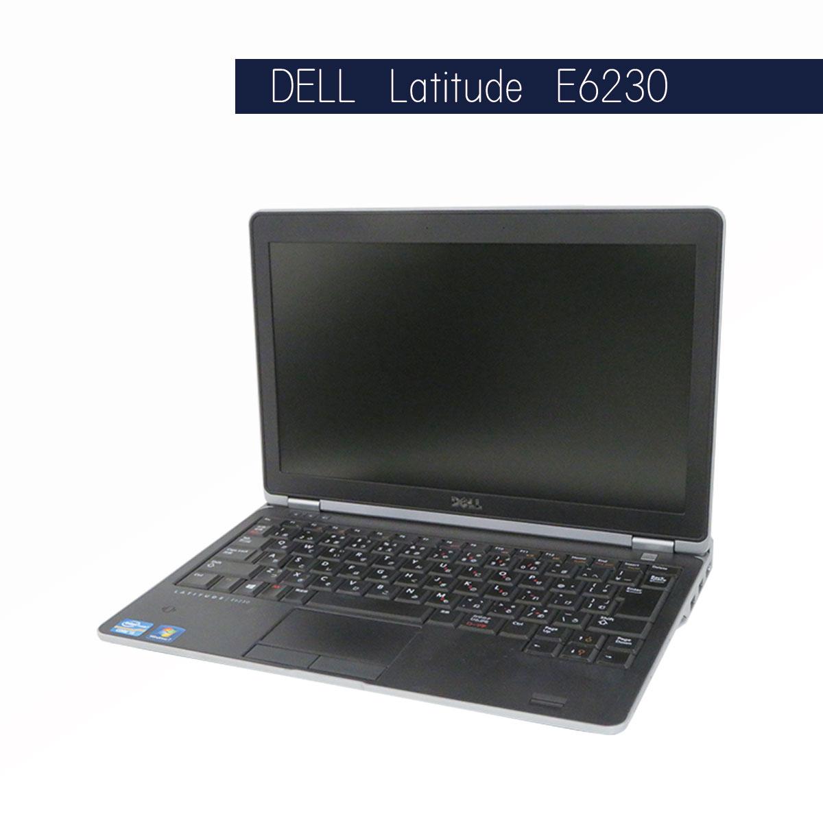 DELL Latitude E6230 Core i5 4GB 320GB (Win10Pro)