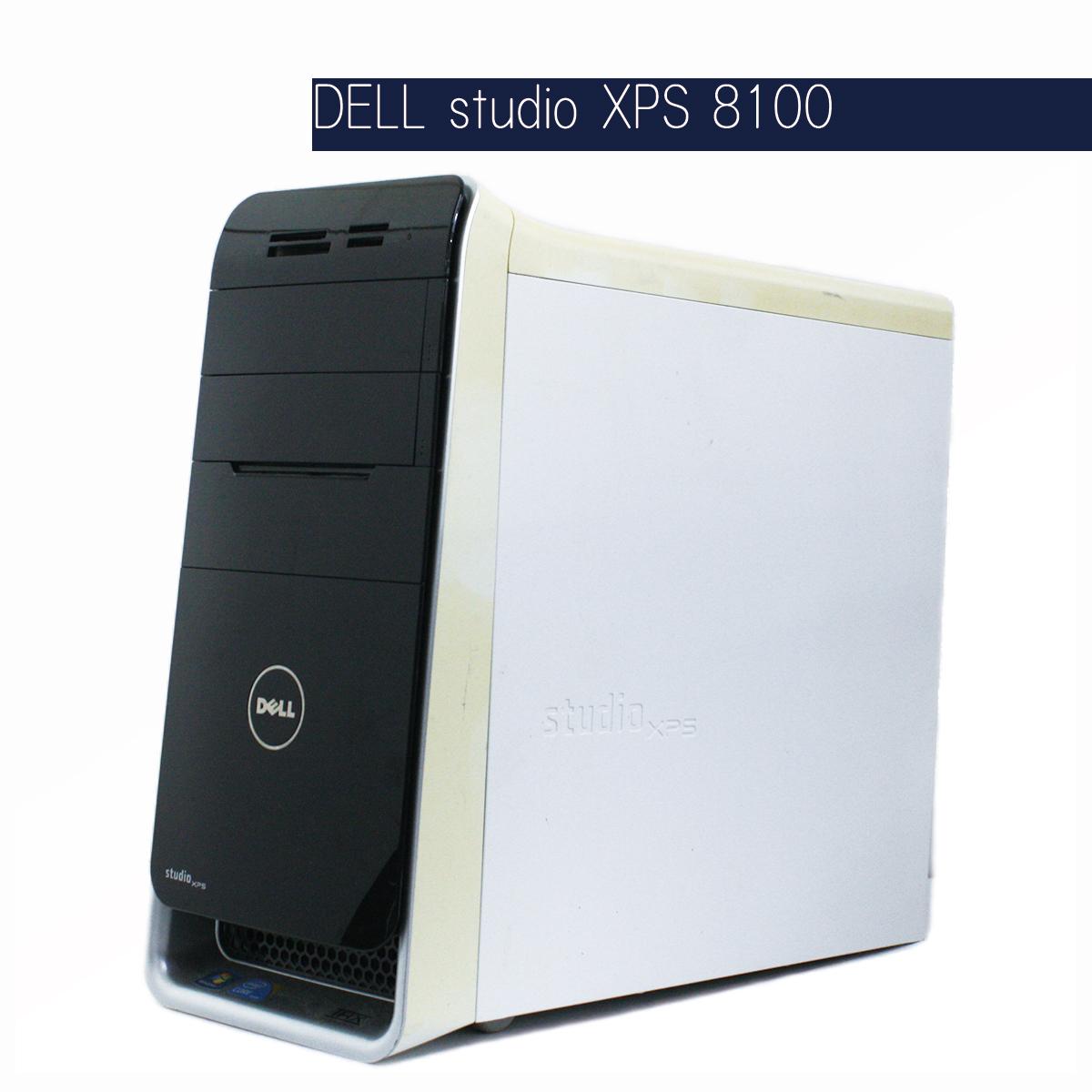 DELL studio Xps 8100 Core i7(Win7pro)