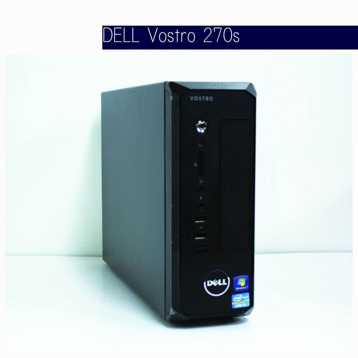 DELL Vostro270s Pentium [3GHz](Win10)