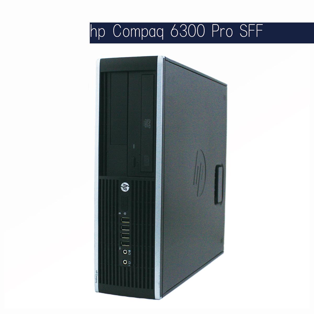 hp compaq 6300Pro SF Core i5[3.2GHz](Win10pro)