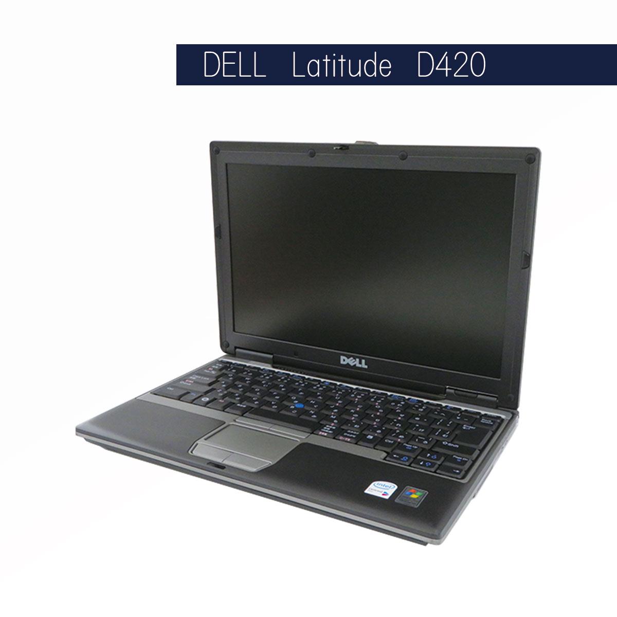 DELL Latitude D420 CoreDuo 1.5GB 60GB(WinXP)