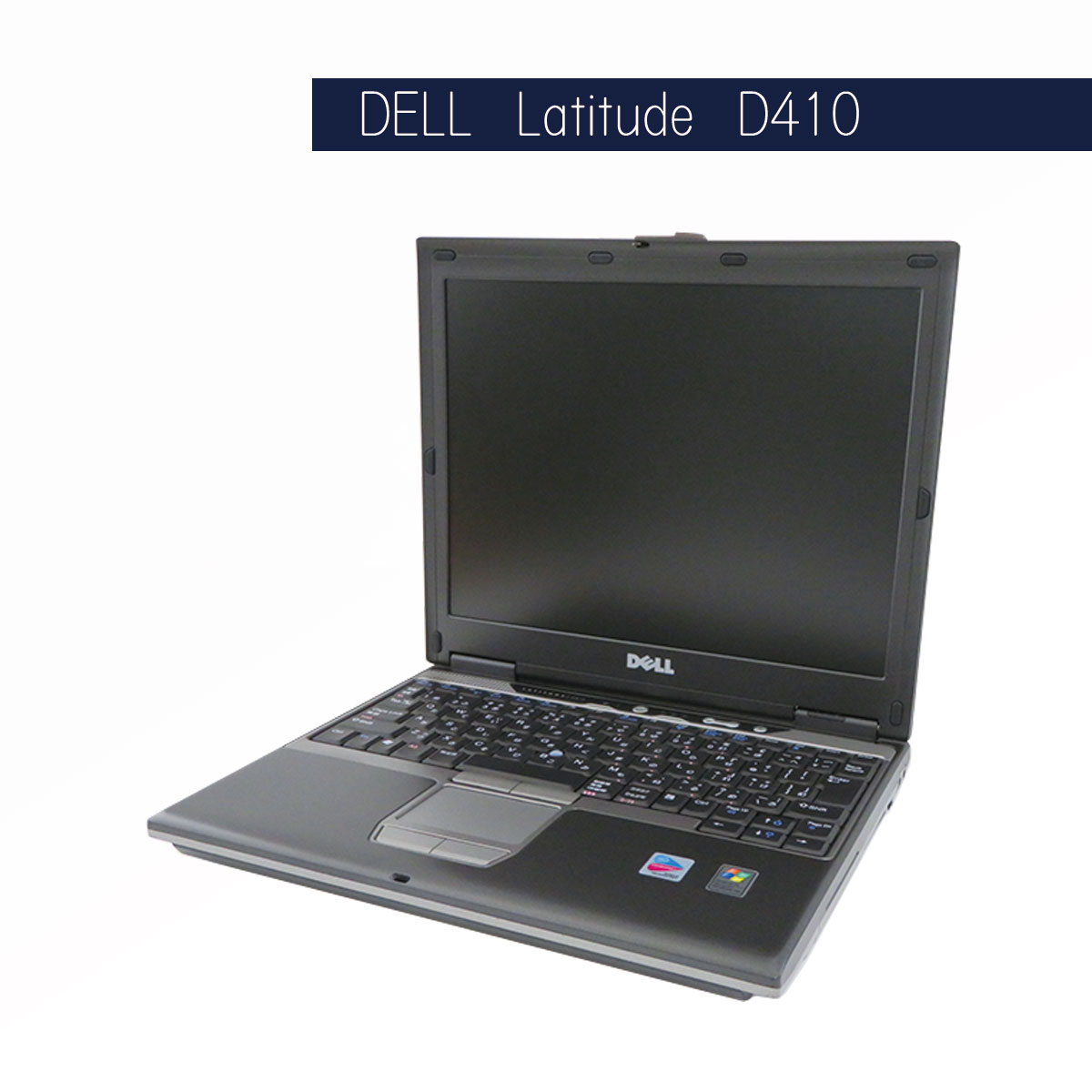 DELL Latitude D410 PentiumM 1.73GHz 512MB 40GB (WinXP)