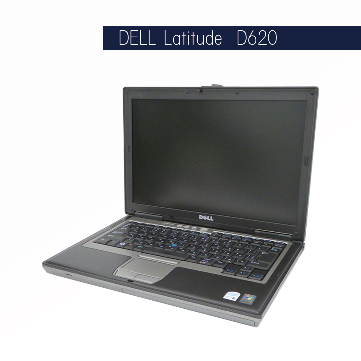 DELL Latitude D620 Core2Duo T5500 1GB 80GB(WinXP) WLAN
