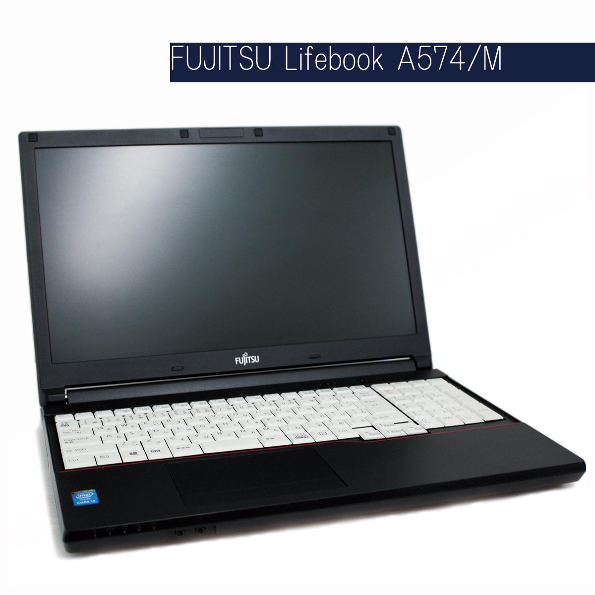 FUJITSU A574/M Core i5-4310M(Win10Pro)