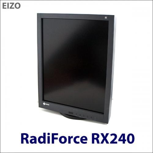 訳あり] EIZO NANAO RadiForce RX240 21.3インチ液晶 2000h以内