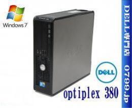 DELL 380SF/Celeron450[2.20G](Win7pro)