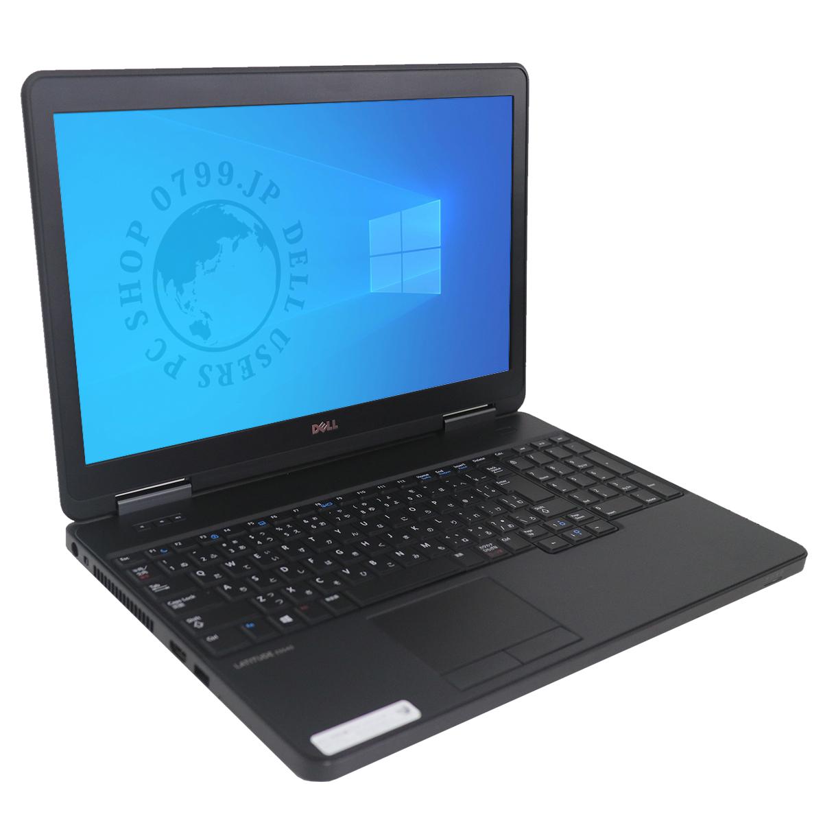 DELL Latitude E5540 Core i3-4010U(Win10Pro) WLAN