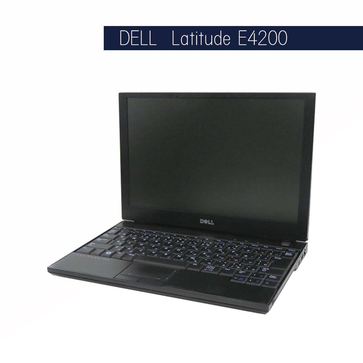 DELL Latitude E4200 Core2Duo U9400 WinXP Pro 32bit